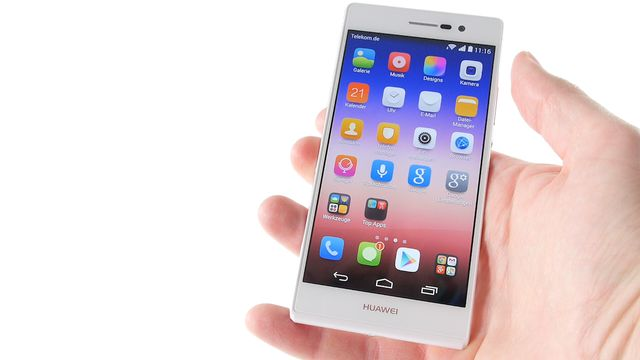 Huawei Ascend P7 - Handy - Review