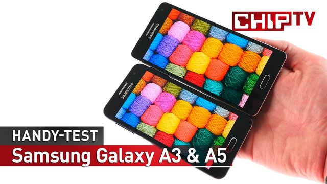 Samsung Galaxy A3, A5 - Review