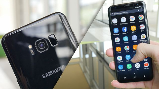 Samsung Galaxy S8 Plus im Review