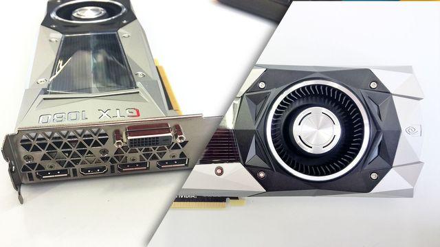 Nvidia GeForce GTX 1080 - Test