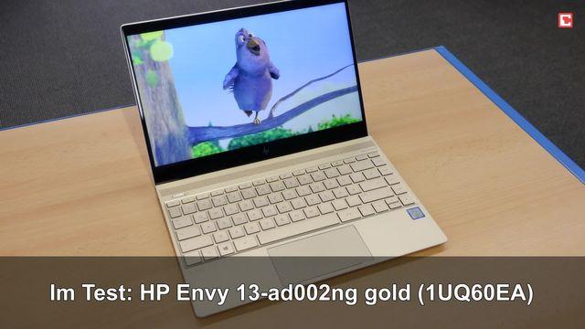 HP Envy 13-ad002ng gold (1UQ60EA#ABD)