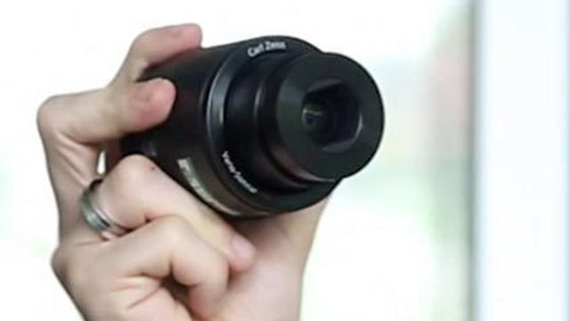Sony Cyber-shot QX10 & QX100 - Praxis-Test