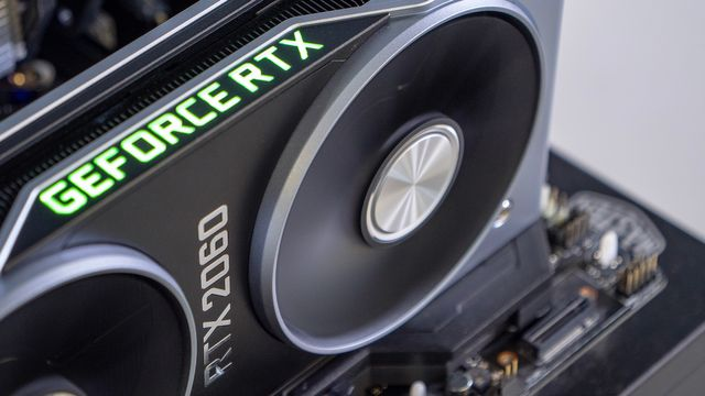 Nvidia Geforce RTX 2060 Founders Edition im Review