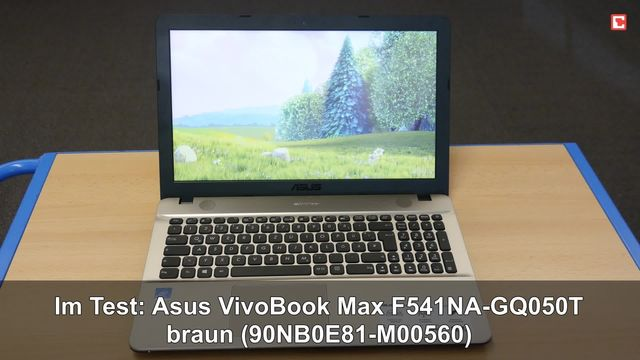 Asus VivoBook Max F541NA-GQ050T braun (90NB0E81-M00560)