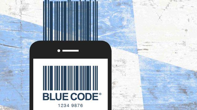 Blue Code: Einfach per Android- und iPhone-App zahlen