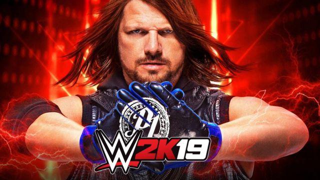 WWE 2K19 - Gameplay-Trailer