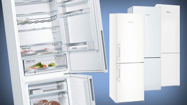 Die besten Kühl-Gefrierkombinationen laut Stiftung Warentest