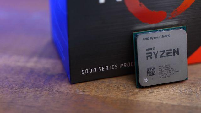 AMD Ryzen 5 5600X im Test