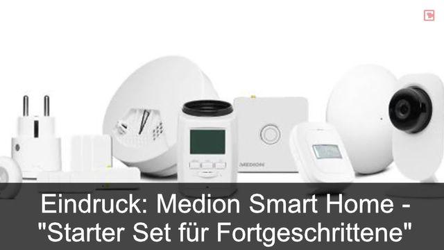 Eindruck: Medion Smart Home