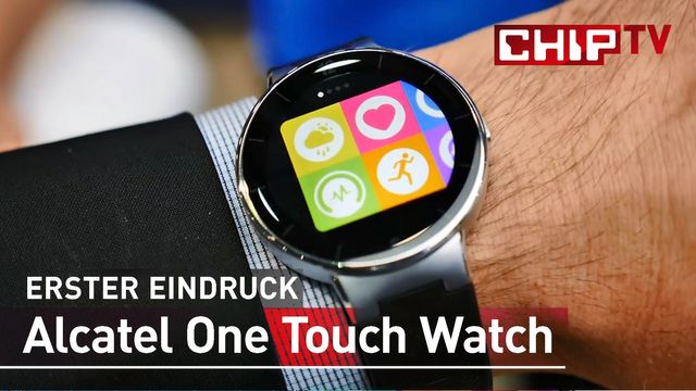 Alcatel One Touch Watch - Erster Eindruck