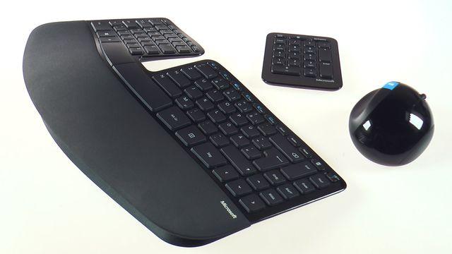 Microsoft Sculpt - Ergonomische Maus & Tastatur im Test