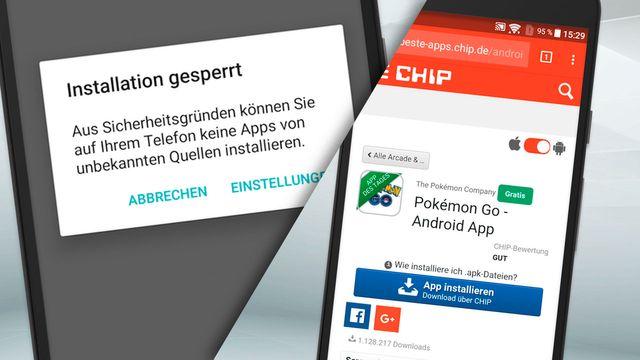 Android APK-Datei installieren - So geht's