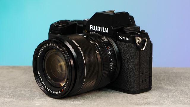 Fujifilm X-S10 im Test