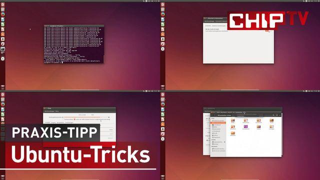 Ubuntu tunen - Praxis-Tipp