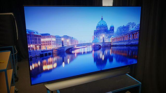 LG OLED 55C8 im Review