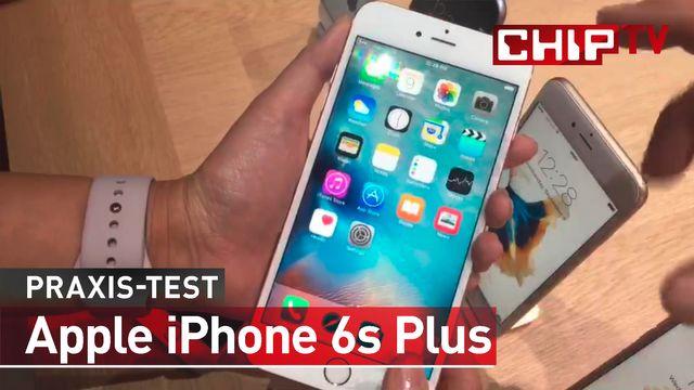 Apple iPhone 6s Plus im ersten Praxis-Test