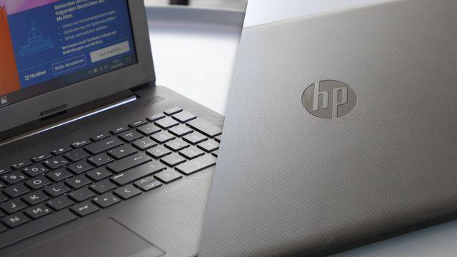 HP 15-db1002ng im Review
