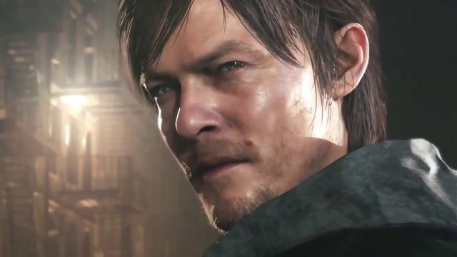 Silent Hills - Gamescom Trailer