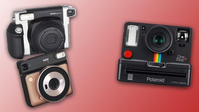 Sofortbildkameras: Polaroid & Co.
