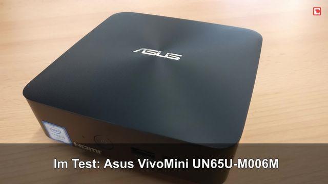 Im Test: Asus VivoMini UN65U-M006M