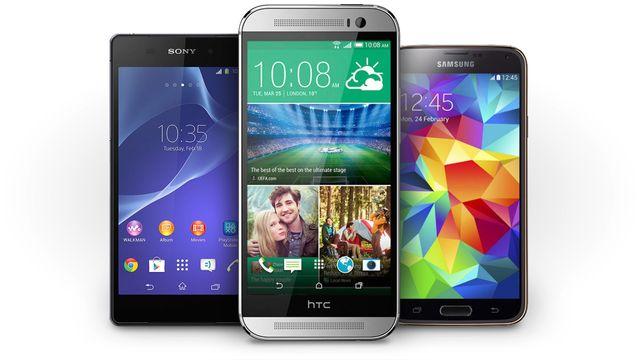 Top 3: Die besten Handys