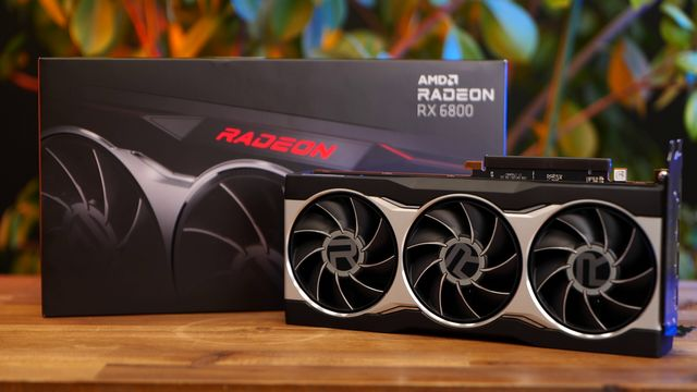 AMD Radeon RX 6800 im Test