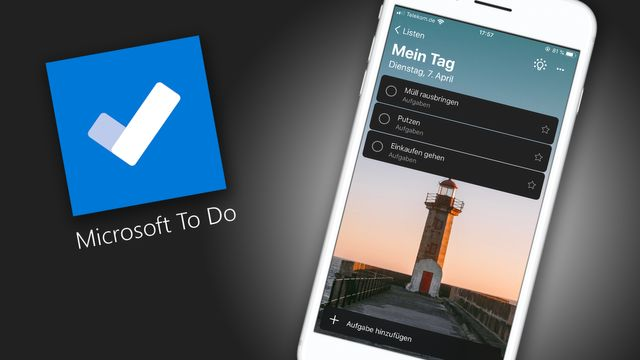 Microsoft To Do: Keine Aufgaben mehr vergessen