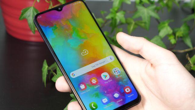 Samsung Galaxy M20 im Review