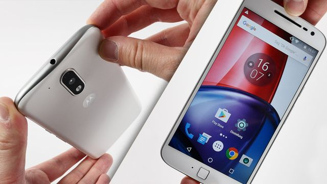 Motorola Moto G 4 Plus - Review