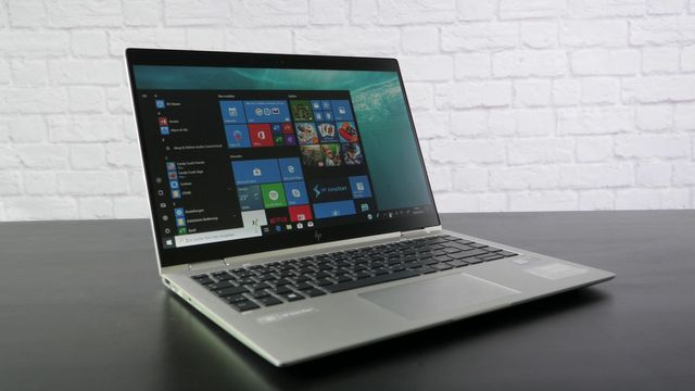 HP EliteBook x360 1040 G5 im Review