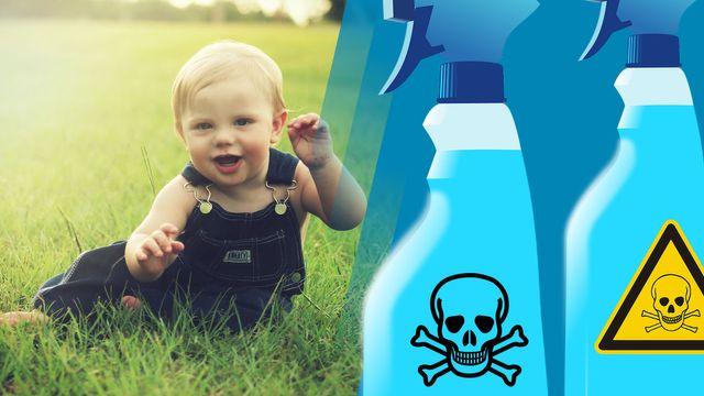 Vergiftung bei Kindern: Das sollten Sie jetzt tun