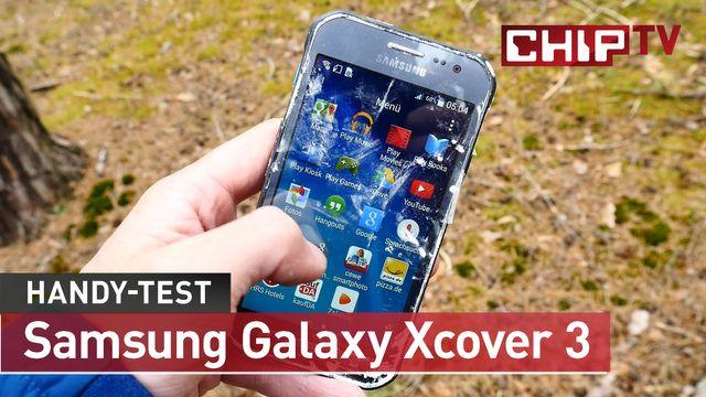 Samsung Galaxy Xcover 3: Androide im Härtetest