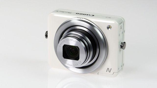 Canon PowerShot N - Test