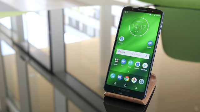 Motorola Moto G6 Plus - Review