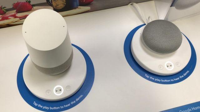 Tüv nimmt Amazon Echo und Google Home auseinander