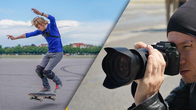 Die schnellste Vollformatkamera: Sony Alpha 9 im Review