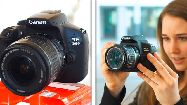 Canon EOS 1300D im Test - Review