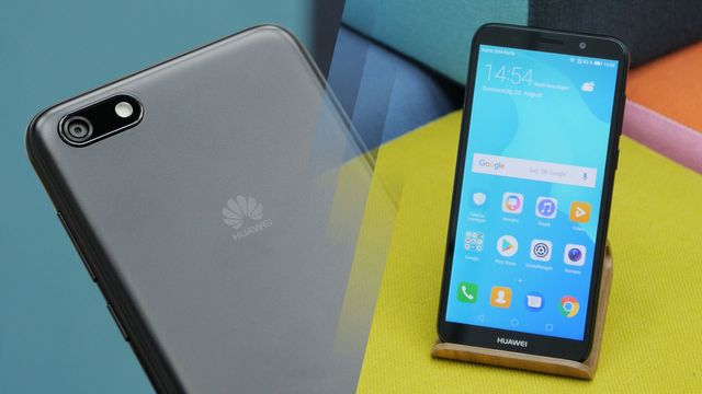 Huawei Y5 (2018) im Review