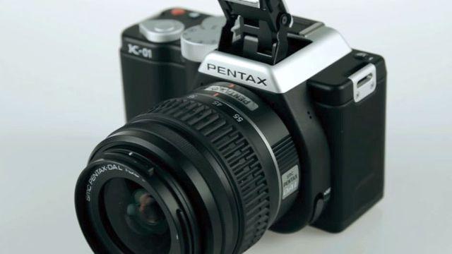 Pentax K-01 - Test