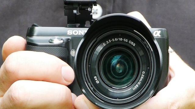 Sony NEX-F3 - Praxis-Test