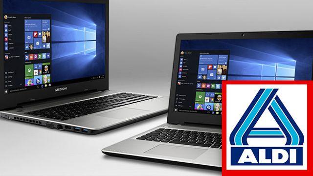 Notebook Medion Akoya E6424 ab 28.4 bei Aldi