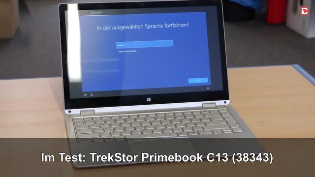 TrekStor Primebook C13 (38343)