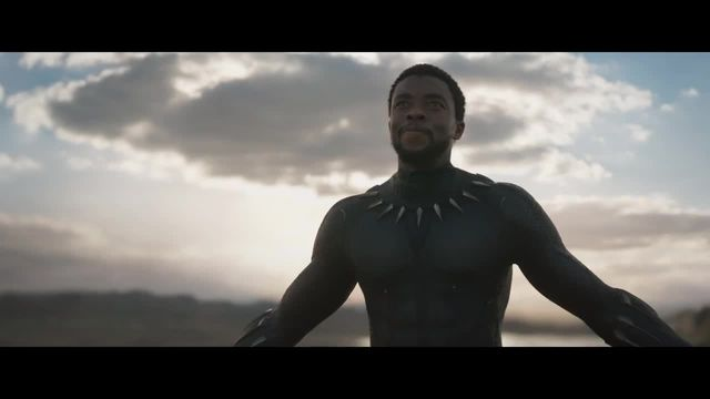 Marvel Entertainment presents: Black Panther (offizieller Trailer - Englisch)