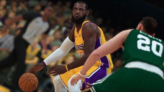 NBA 2K19 - Momentous Trailer