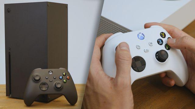Xbox Series X und Series S im Test