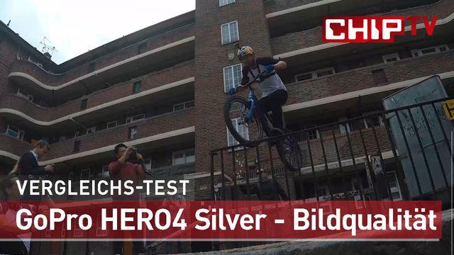 GoPro Hero4 Silver Edition - Vergleich der Bildqualität