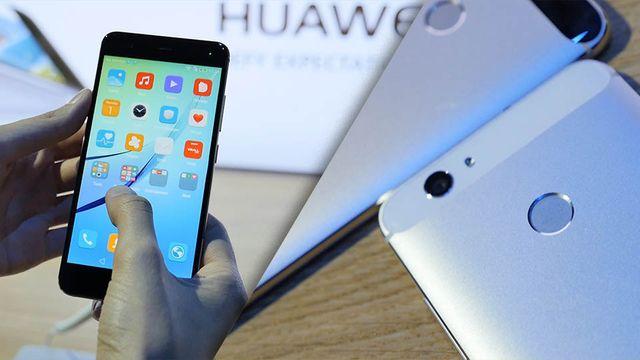 Huawei Nova im ersten Hands-On IFA 2016