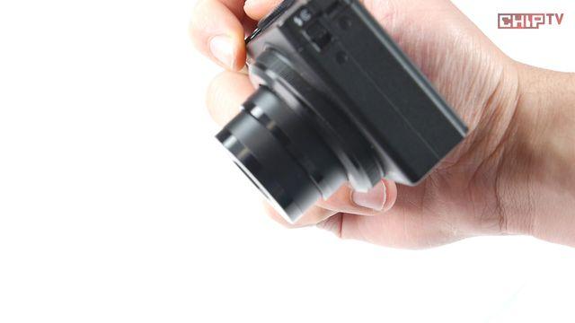 Nikon CoolPix P330 - Test
