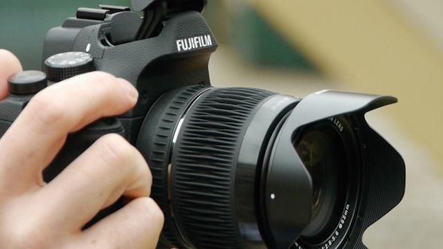 Fujifilm FinePix X-S1 - Praxis-Test