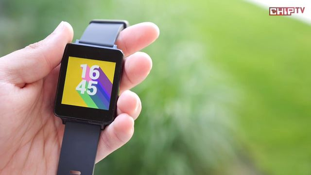 LG G Watch - Sprachsteuerung - Review